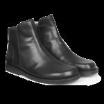 Støvle m. lynlås wide fit