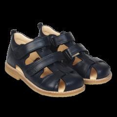 Sandal med velcro lukning