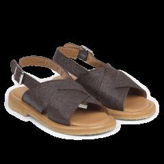 VEGANSK sandal med spændelukning