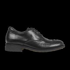 Herre inspireret sko med snøre