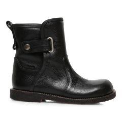 Flat boot w. velcro