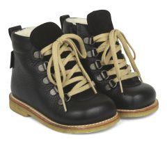 Begynder TEX-støvle med snøre og lynlås