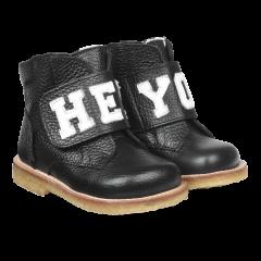 Starter TEX-støvle med velcro