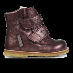 Begynder TEX-støvle med velcro og refleks