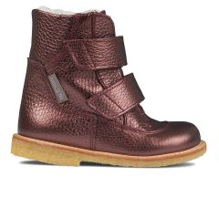 TEX-støvle med velcrolukning