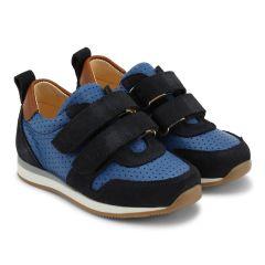 Klassisk sneaker m. velcro