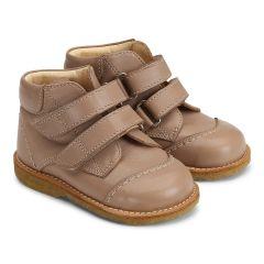 Begynder støvle med velcrolukning