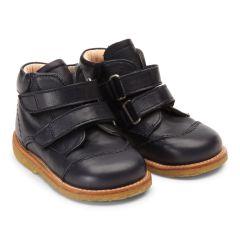 Begynder sko med velcrolukning