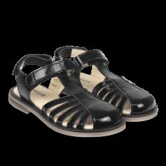 Sandal med justerbar velcro