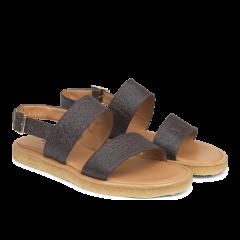 VEGANSK sandal på plateausål