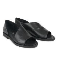 Sandal med peeptoe