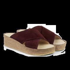 Sandal m. blød fodseng