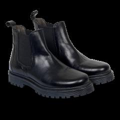 Støvlet med track-sål