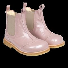 Støvlet med elastik