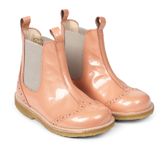 Klassisk støvlet med elastik