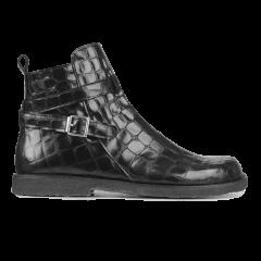 Støvle med bred pasform