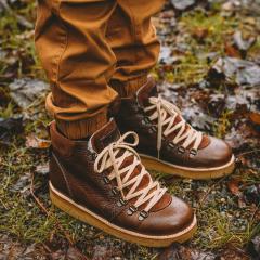 TEX-støvle med snøre